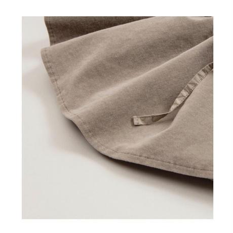 ストレッチベロアシャツドレス/2A-6A