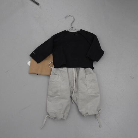ストレッチコーデュロイロングパンツ/baby