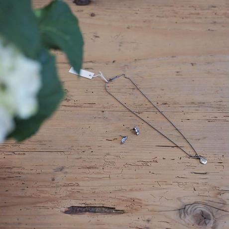 天野ミサ カタツムリのネックレス