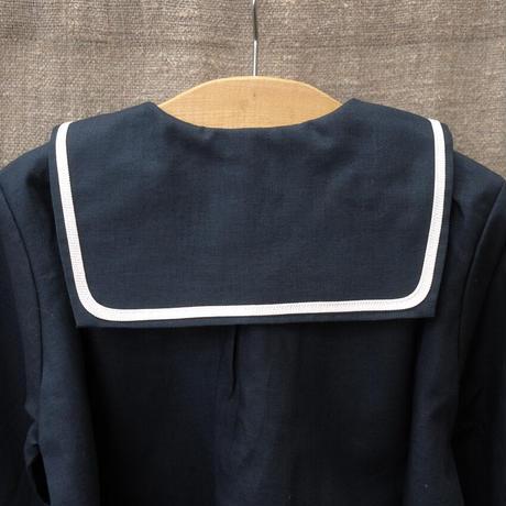 au clair de la lune-paris 長袖セーラーシャツ/90cm