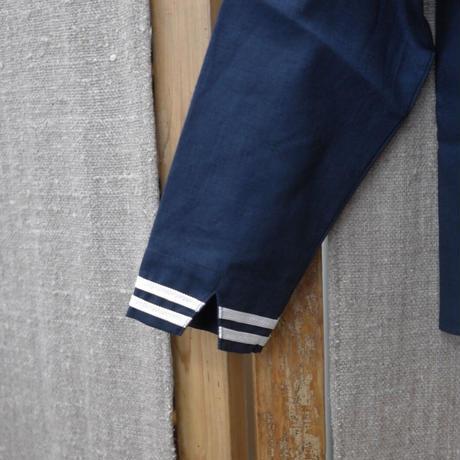 au clair de la lune-paris 長袖セーラーシャツ/100cm〜130cm