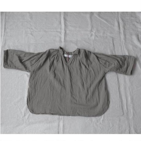 au clair de la lune-paris スモックシャツ/80cm〜90cm