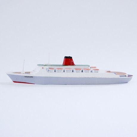 ヴィンテージ 船模型