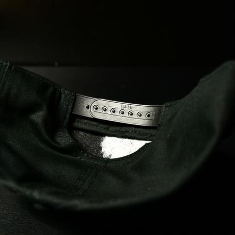 六六六刺繍スナップバック