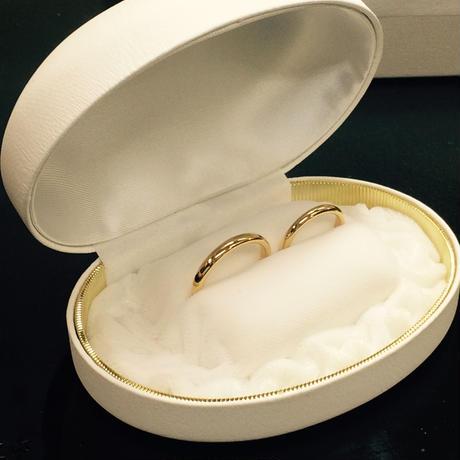 K10結婚指輪☆マリッジリングセット
