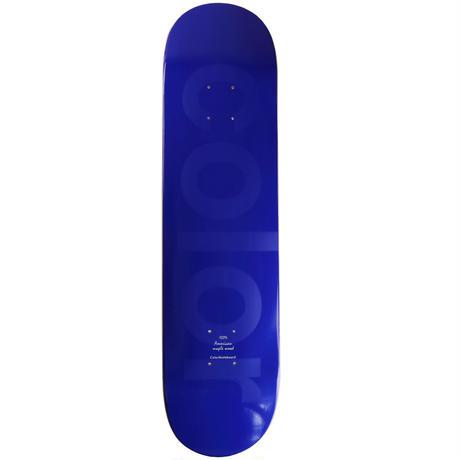 COLOR SKATEBOARD Phantom Blue