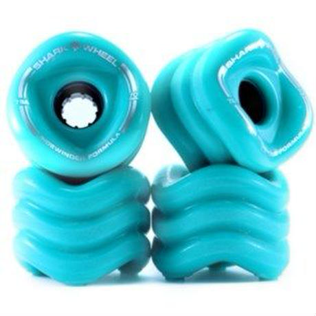 Shark Wheel Sidewinder 70mm Turquoise