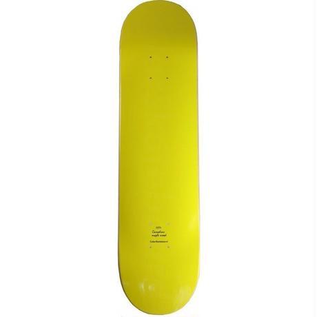 COLOR SKATEBOARD Phantom Yellow