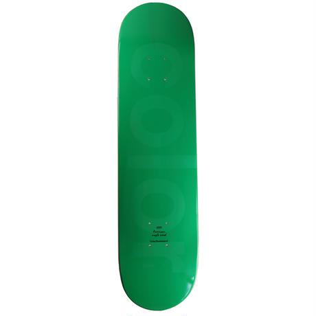 COLOR SKATEBOARD Phantom Green