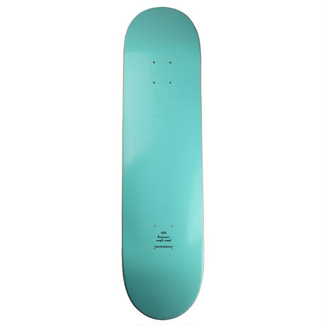 COLOR SKATEBOARD Phantom Emerald