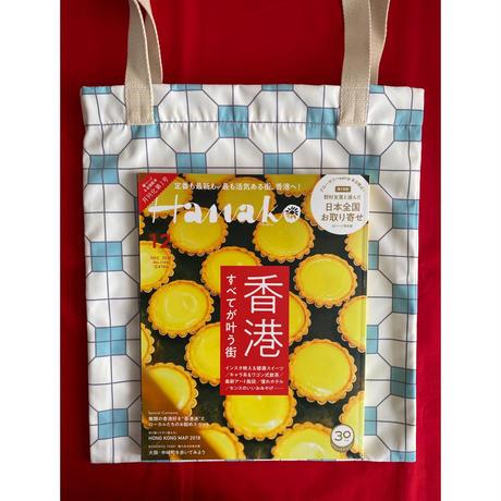 ☆手作☆【香港・階磚】  TOTE BAG☆環保袋・HANDMADE