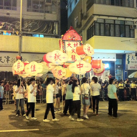 Tai Hang Fire Dragon Festival☆火龍【Hong Kong Festival】