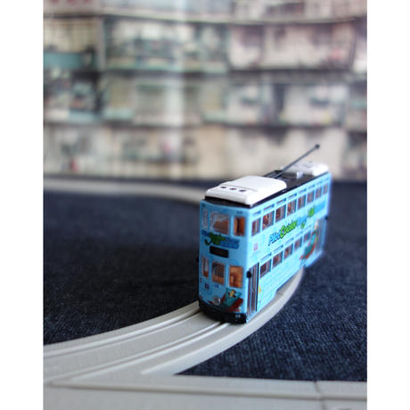 【香港☆TINY】(7-11限定)Pilot Cooler Tram   /  電氣電車試驗