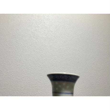 【香港☆粵東磁廠】蛍焼き酒器セット  / 明りに透かすと綺麗ですYuet Tung China Works