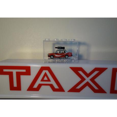 【香港☆微影】可口可樂的士 /  Toyota CROWN COMFORT TAXI  1:64