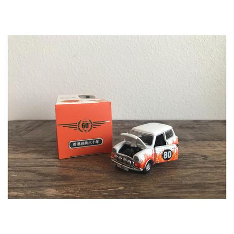 【香港☆TINY】城市12合金車仔   /  Mini Cooper Mk1 1980年外賣杯