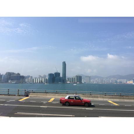 【香港☆80M 巴士店】香港市區的士・TAXI /   クラウンコンフォート ミニカー