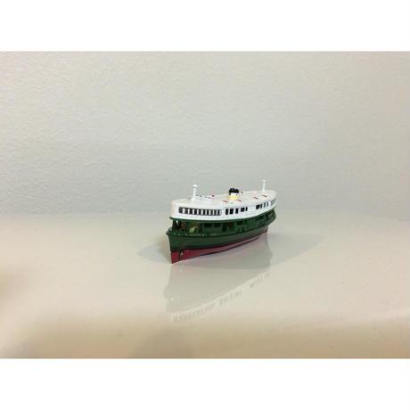 【香港☆Star Ferry】ミニチュア / 渡輪・ 銀星・天星小輪