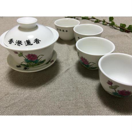 【香港☆蓮香】茶具套裝  / 素敵な茶器で楽しいティータイムを!!