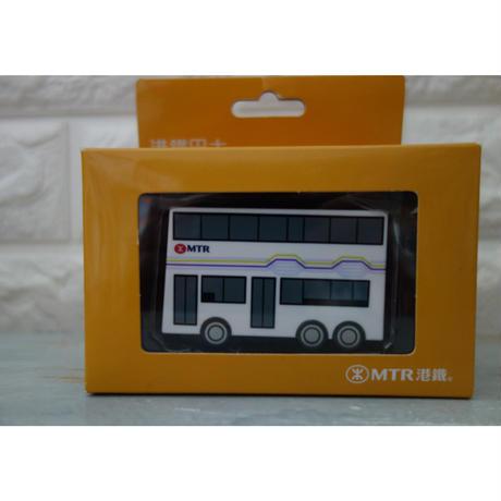 <<蔵出し>>【香港☆MTR  港鐵】電池で走ります /  (3種類)港鐵巴士・輕鐵・東鐵綫