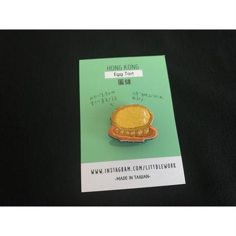 【香港&台湾☆Design Port】☆NEW☆大人女子胸針・バッジ / 限定品☆食べ物・飲み物  3種類