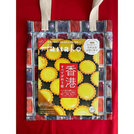 ☆手作☆【香港・信箱】  TOTE BAG☆環保袋・HANDMADE