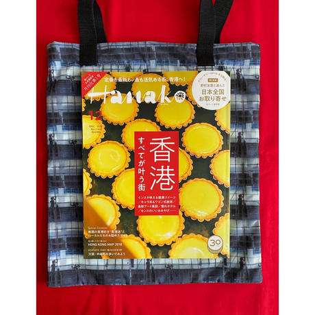 ☆手作☆【香港・竹棚】  TOTE BAG☆環保袋・HANDMADE