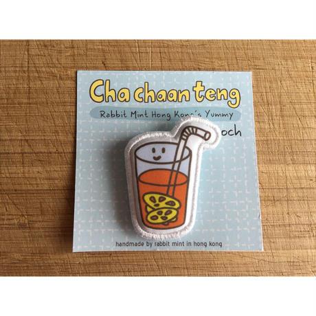 【香港☆Rabbiy Mint】Cha chaan teng・Brooch / 香港茶餐廳美食・布胸針4種類