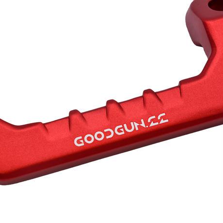 Good Gun ハンドグリップ カラー:レッド