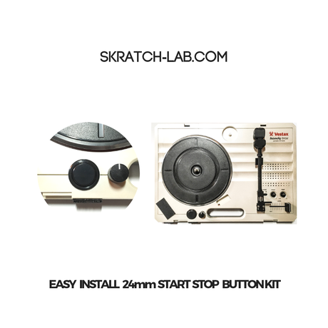 Easy install  24mm Start Stop Button kit