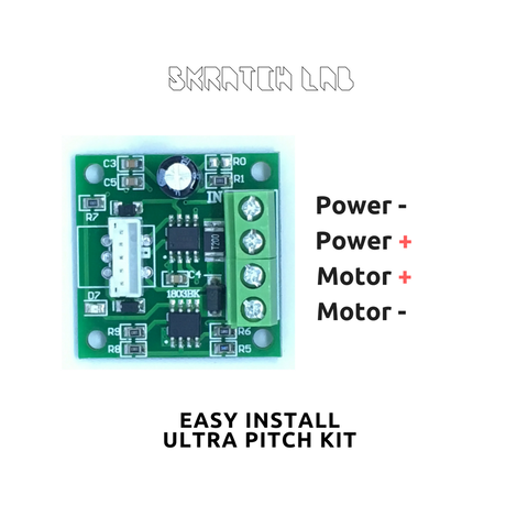 EASY INSTALL ULTRA PITCH KIT