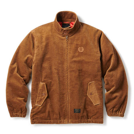 【FTC】CORDUROY HARRINGTON JACKET