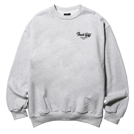 【BORN × RAISED】STUDIOS CREWNECK