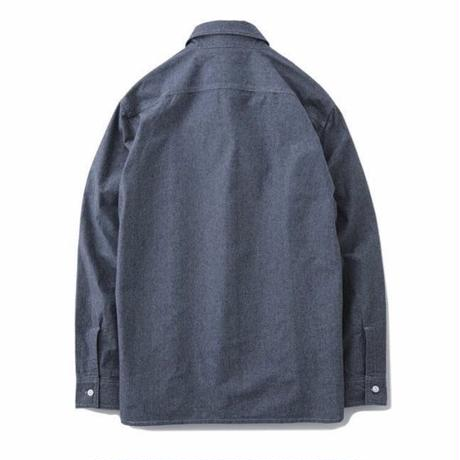 【BLUCO】CHAMBRAY WORK SHIRTS L/S