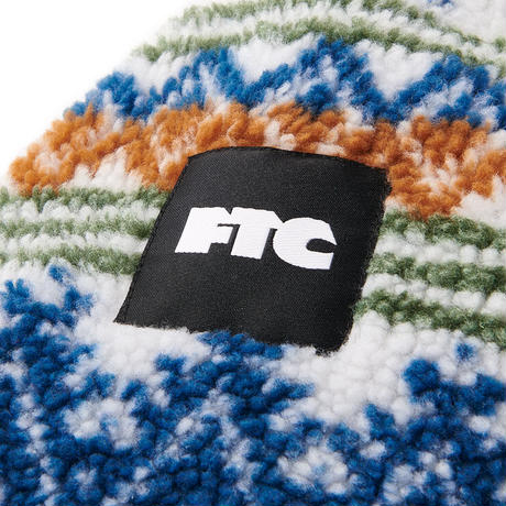 【FTC】SHERPA FLEECE REVERSIBLE JACKET