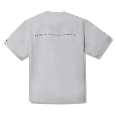 【Back Channel】WIDE STRETCH LIGHT T