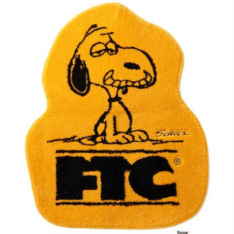 【FTC】 FTC x PEANUTS SNOOPY RUG MAT