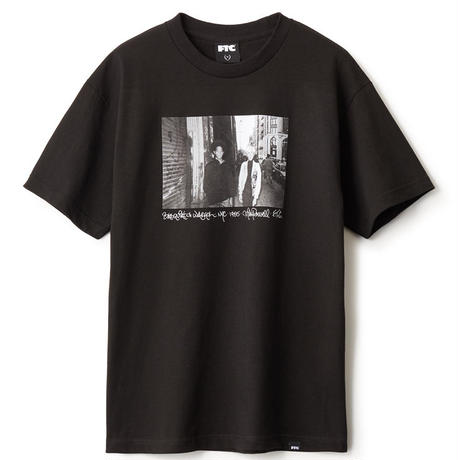 【FTC】 BASQUIAT & WARHOL TEE (Photo by Ricky Powell)