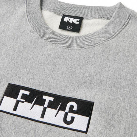 【FTC】THE PREDATOR CREW NECK