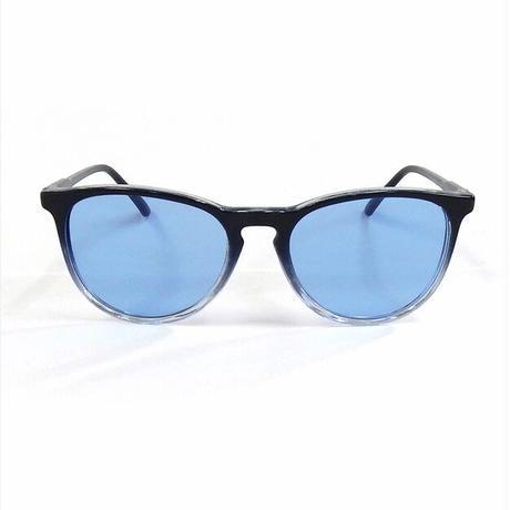 【DANG SHADES】FENTON Navy gradation Gloss x Blue
