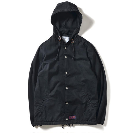 【LAFAYETTE】COTTON TWILL HOODED COACH JACKET