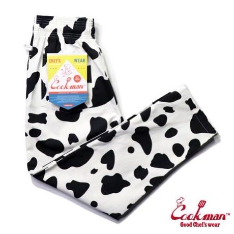 【COOKMAN】シェフパンツ Chef Pants Cow