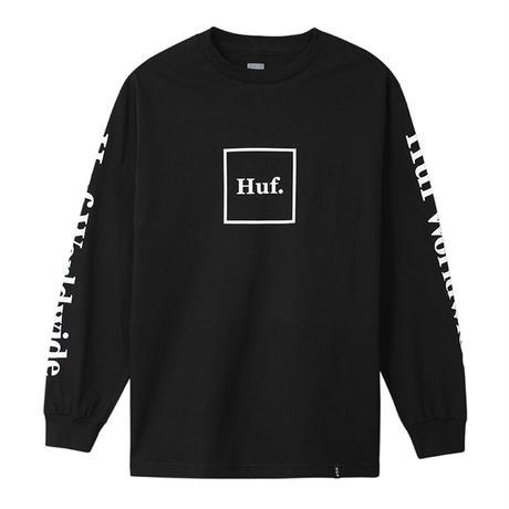 【HUF】ESSENTIALS DOMESTIC L/S TEE