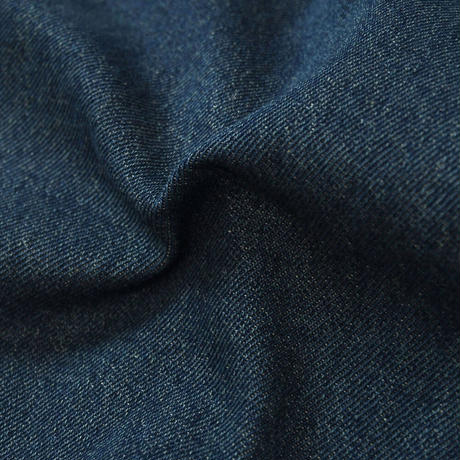 【LAFAYETTE】DENIM PULLOVER S/S SHIRT