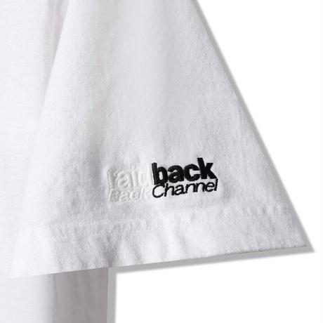 【Back Channel】Back Channel×raidback fabric POCKET T