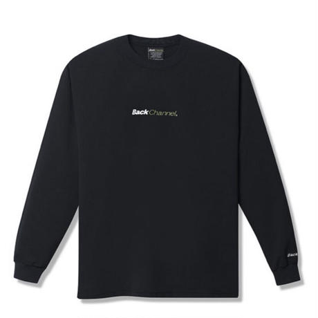 【Back Channel】WIDE STRETCH LIGHT LONG SLEEVE T