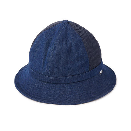 【FTC】MESH DENIM BELL HAT