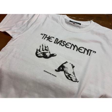 【SKREWZONE】THE BASEMENT TEE
