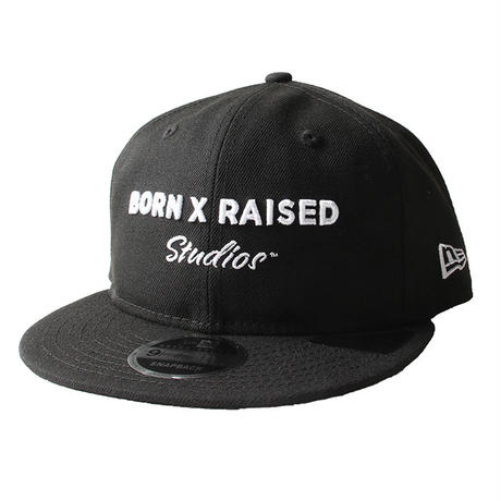 【BORN × RAISED】STUDIOS DAD HAT