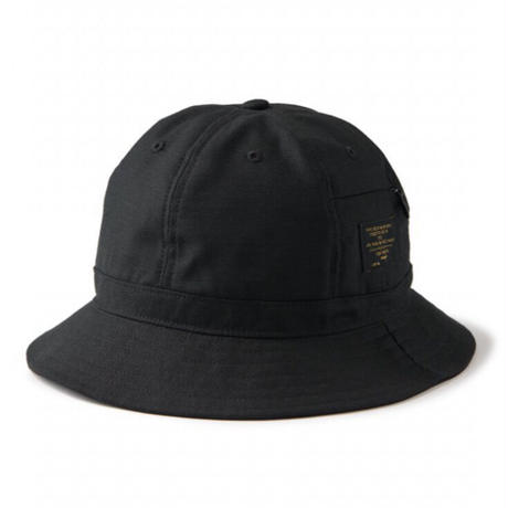 【FTC】SIDE POCKET MILITARY BELL HAT